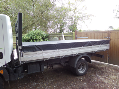 tipper truck sheet